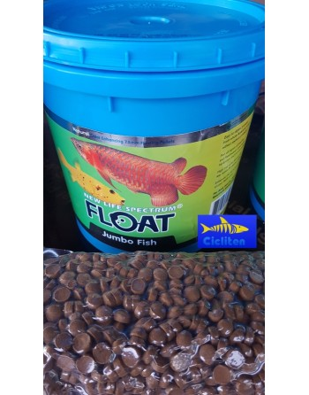 New Life Spectrum Float Jumbo fish 7.5mm 500gr