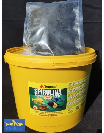 SUPER SPIRULINA FORTE 250 ML - 50 GR