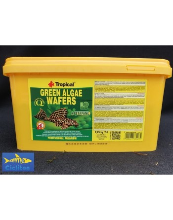 GREEN ALGAE WAFERS 5l - 2,25kg