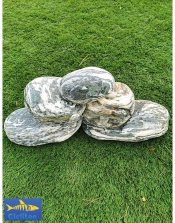 Pedra Vetikvert 4 a 6 peças 5kg
