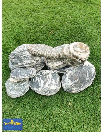 Pedra Vetikvert 9 a 11 peças 10kg