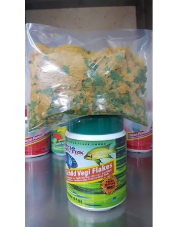 Ocean Nutrition cichlid vergi flakes 71 gr