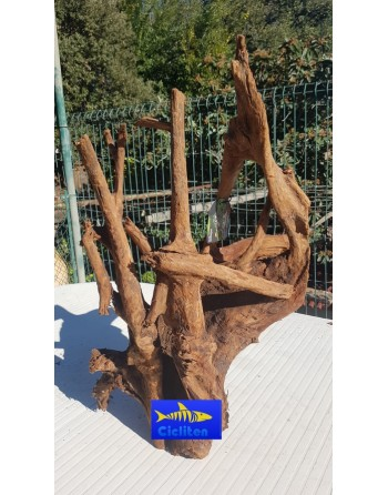 Tronco de Manglar 30 a 60 cm