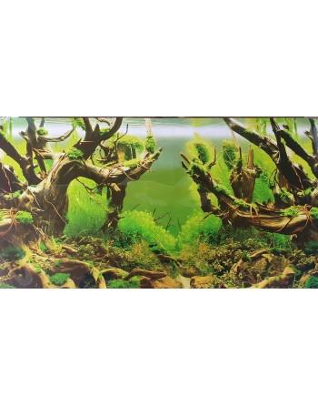 Fondo para acuario MOD Manglar altura 50 cm 3,30€ por metro