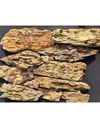 Laminated Dragon Rock 2 to 4 cm cut 6€ kilo