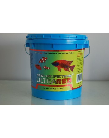 New Life Spectrum  ultra red fish formula 2000 gr 1mm