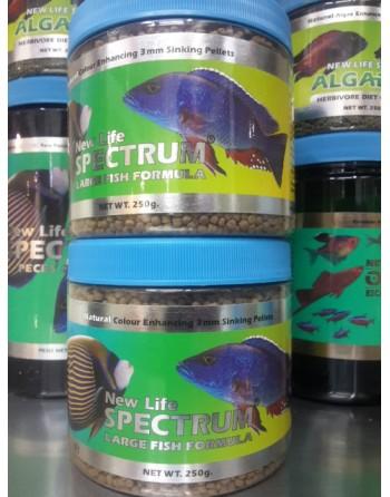 New Life Spectrum  large fish formula 250Gr 3 mm