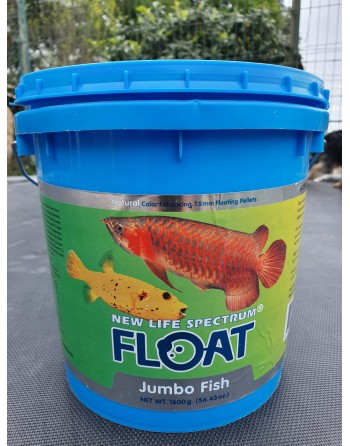 New Life Spectrum Float Jumbo fish 7.5mm 1600gr