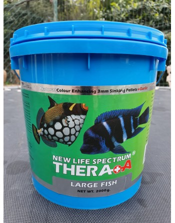 New Life Spectrum Thera +A Large formula 2000 Gr. 3mm