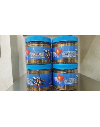 New life Spectrum regular goldfish formula 3mm 250gr