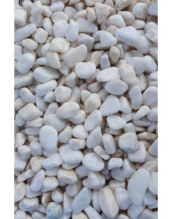 Natural White Gravel 15-20mm 1kg