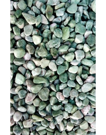 Grava Natural Verde 15-20mm 5kg
