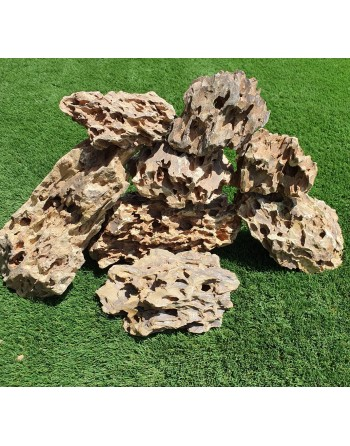 Dragon Rock 8 to 10 pieces 10kg