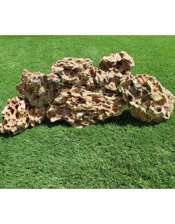Roca dragón 4 a 6 piezas 5kg