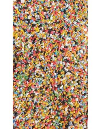 multicolor Gravel 1.5mm 2kg