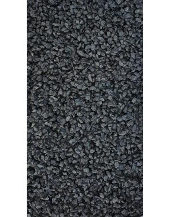 Cascalho Negro 1,5mm 2kg