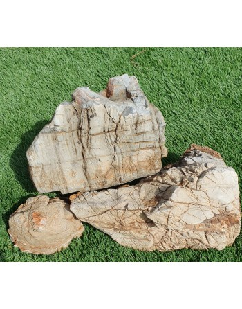 Block Stone Rock 3 to 4 pieces 5kg