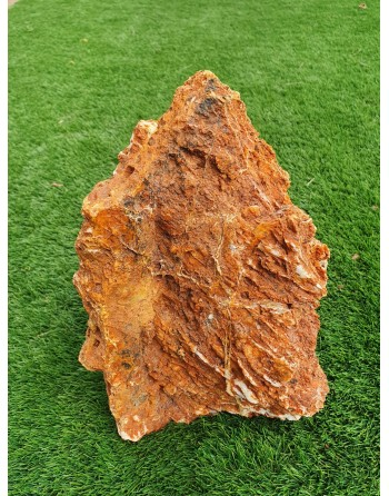 Wooden fossil rock 1kg
